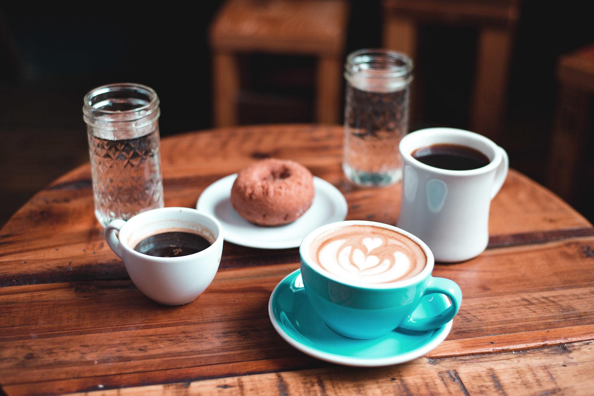 Jaffa Kávé